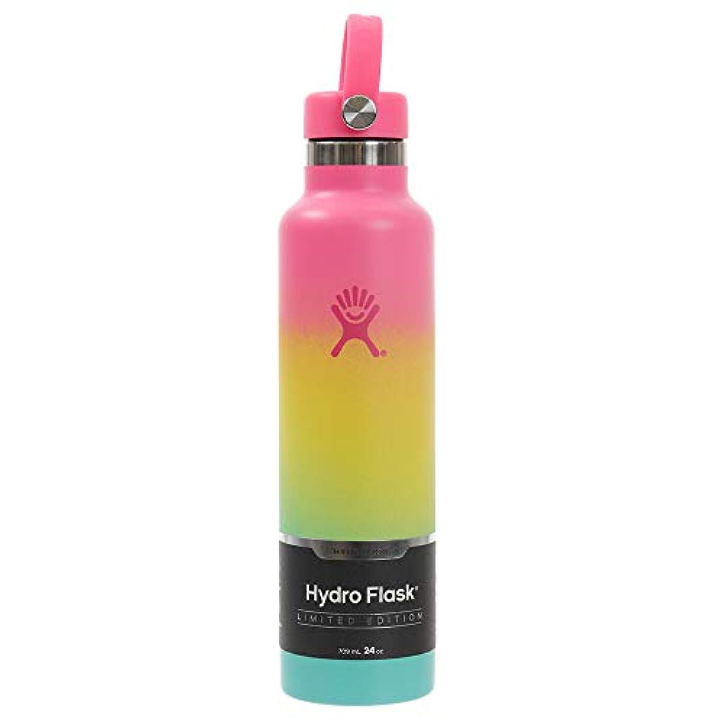 真似るクアッガクロニクルHydro Flask(ハイドロフラスク) Shave Ice Collection_SM_24oz 709ml 11HawaiianRainbow 5089184 11HawaiianRainbow 24oz