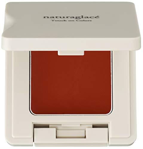 ナチュラグラッセ ナチュラグラッセ naturaglace タッチオンカラーズ (カラー) SPF17 PA++ 本体 02C オレンジ 1.7gの画像