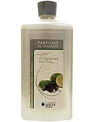 ランプベルジェオイル(シトラスリーブス)Feuilles d'Agrumes / Citrus Leaves