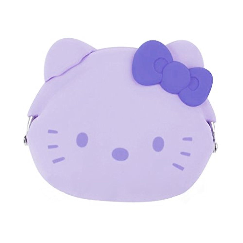 (ピージーデザイン) p+g design ハローキティ コインケース mimi-POCHI-HELLO-KITTY-Lavender【5561】