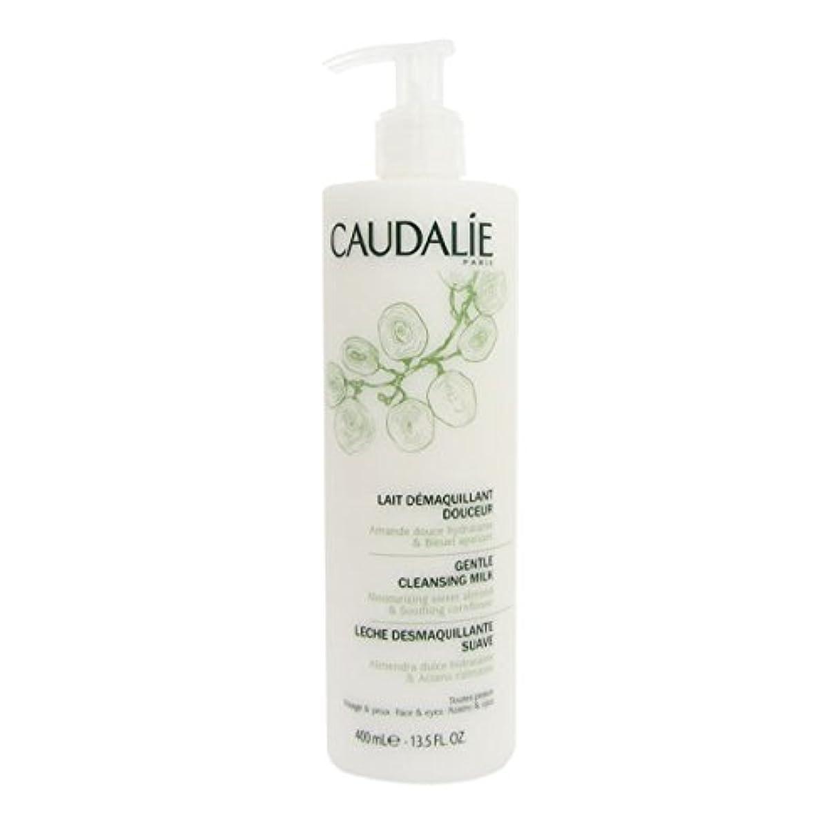 高い合理化水素Caudalie Gentle Cleansing Milk 400ml [並行輸入品]