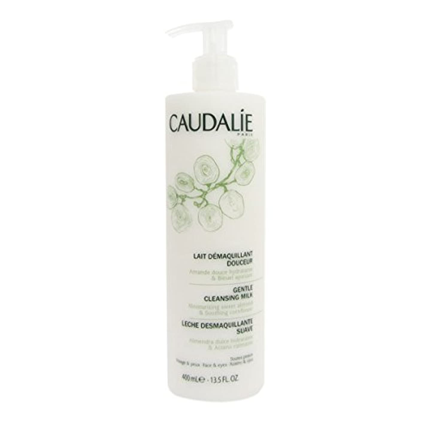 Caudalie Gentle Cleansing Milk 400ml [並行輸入品]