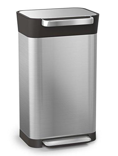 Joseph Joseph ゴミを1/3に圧縮するゴミ箱 クラッシュボックス 30030
