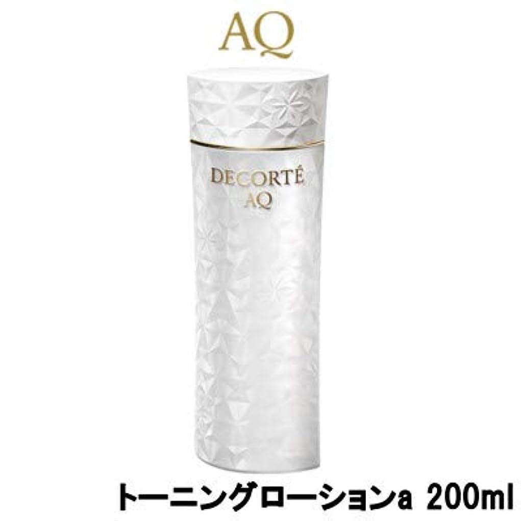酸トークまたコスメデコルテ AQ トーニングローションa(200ml)