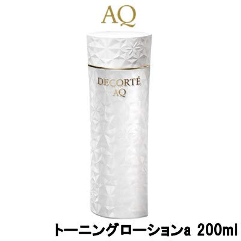 アイデア必需品にコスメデコルテ AQ トーニングローションa(200ml)