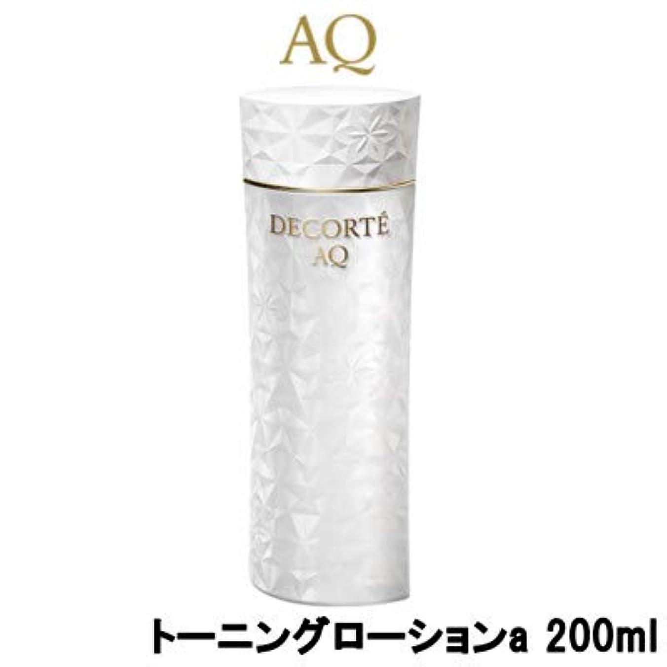 倍率アサー麺コスメデコルテ AQ トーニングローションa(200ml)