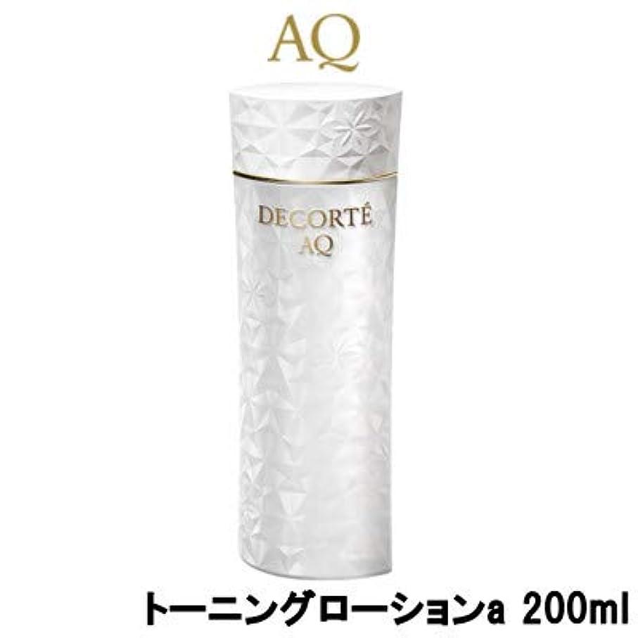 喪牛鉱石コスメデコルテ AQ トーニングローションa(200ml)