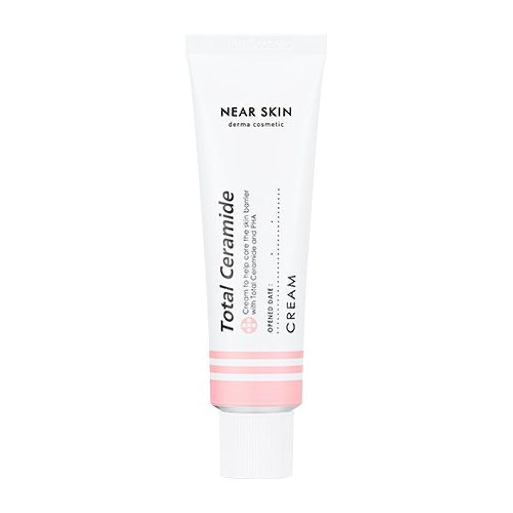 無限エンティティ六月ミシャ ニアスキントータルセラミドクリーム/MISSHA NEAR SKIN Total Ceramide Cream 50ml [並行輸入品]