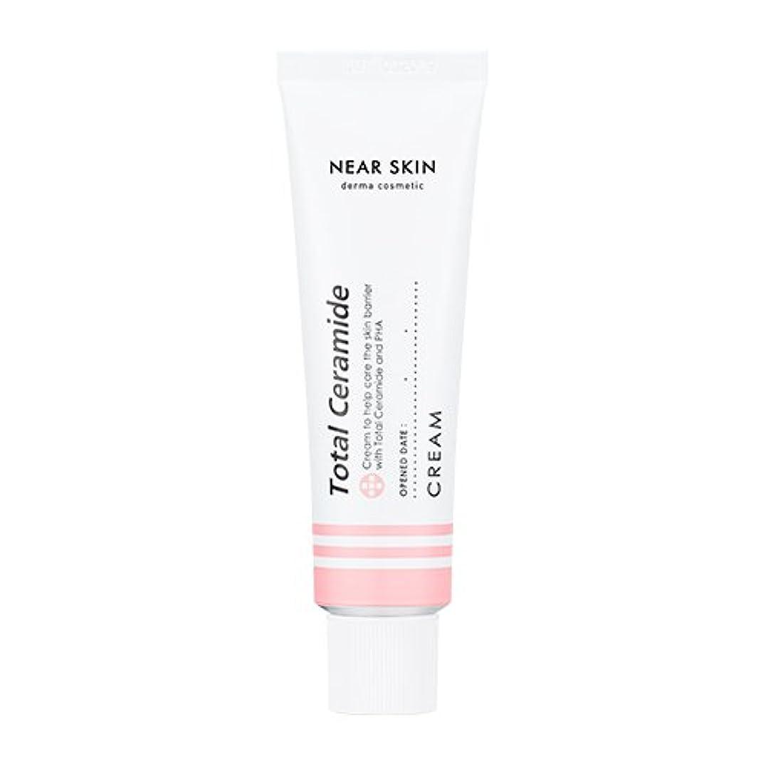 赤字導体ベーカリーミシャ ニアスキントータルセラミドクリーム/MISSHA NEAR SKIN Total Ceramide Cream 50ml [並行輸入品]