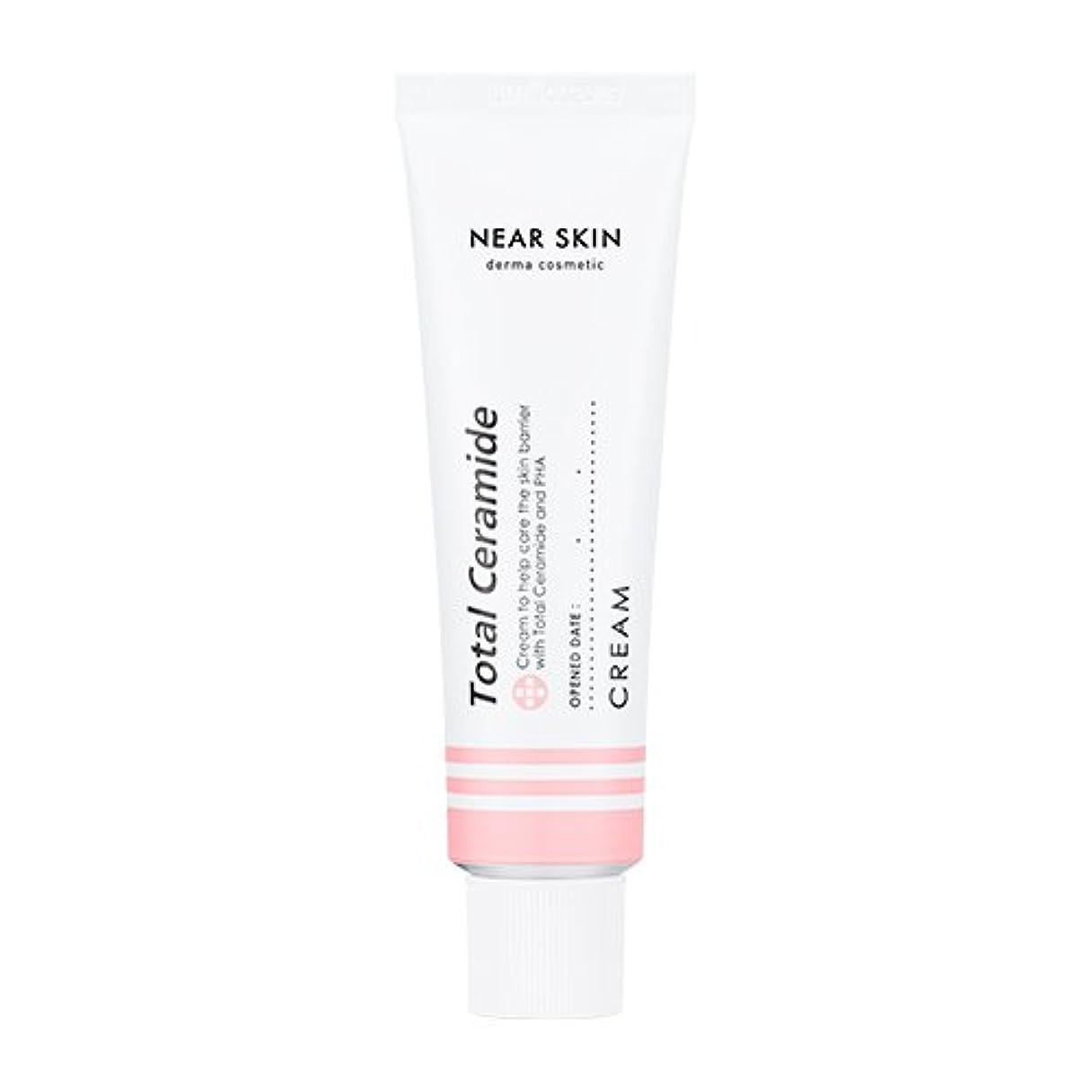 セール作り活性化ミシャ ニアスキントータルセラミドクリーム/MISSHA NEAR SKIN Total Ceramide Cream 50ml [並行輸入品]
