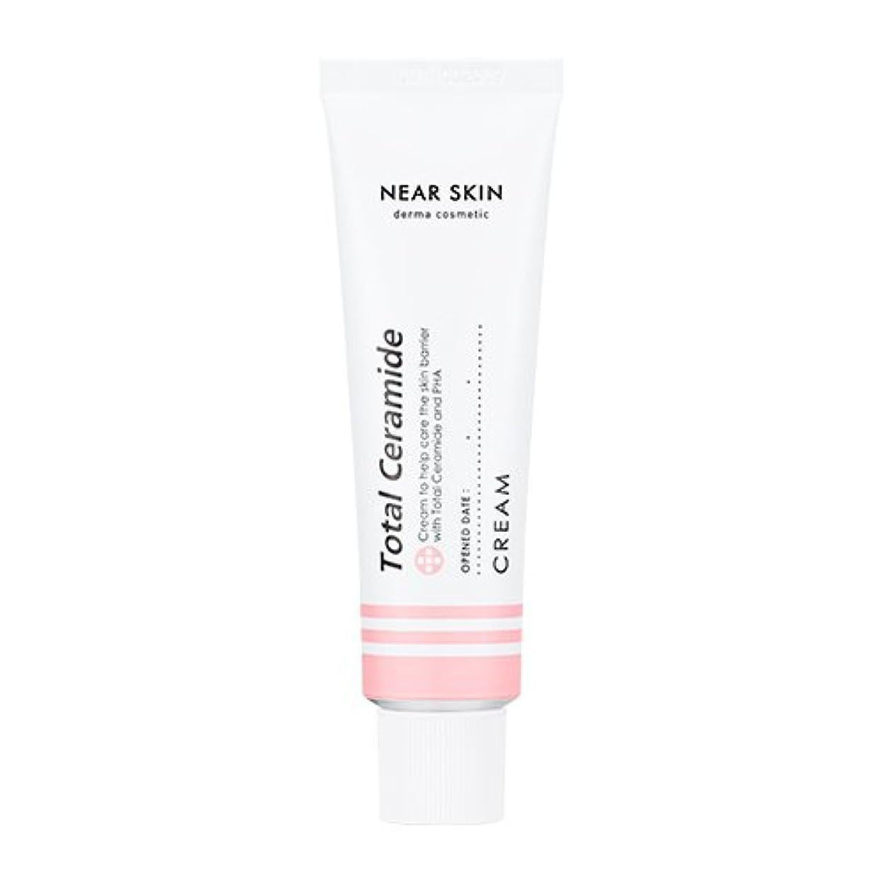 祝う懐改修ミシャ ニアスキントータルセラミドクリーム/MISSHA NEAR SKIN Total Ceramide Cream 50ml [並行輸入品]