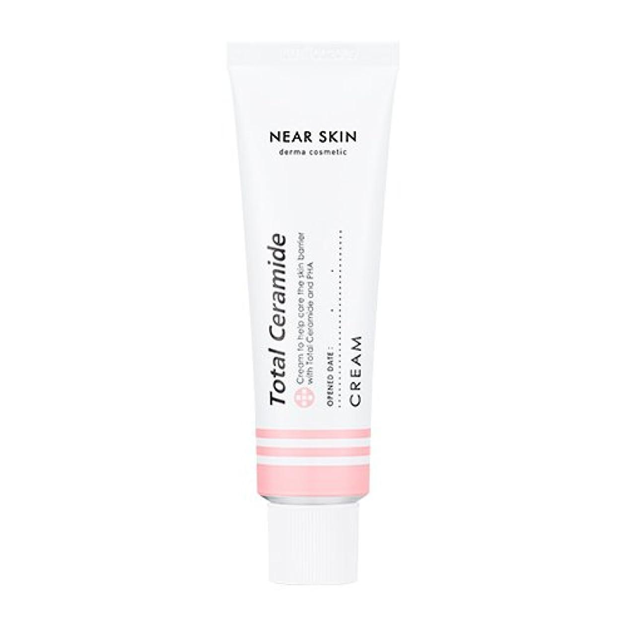 合体呼吸するウィスキーミシャ ニアスキントータルセラミドクリーム/MISSHA NEAR SKIN Total Ceramide Cream 50ml [並行輸入品]