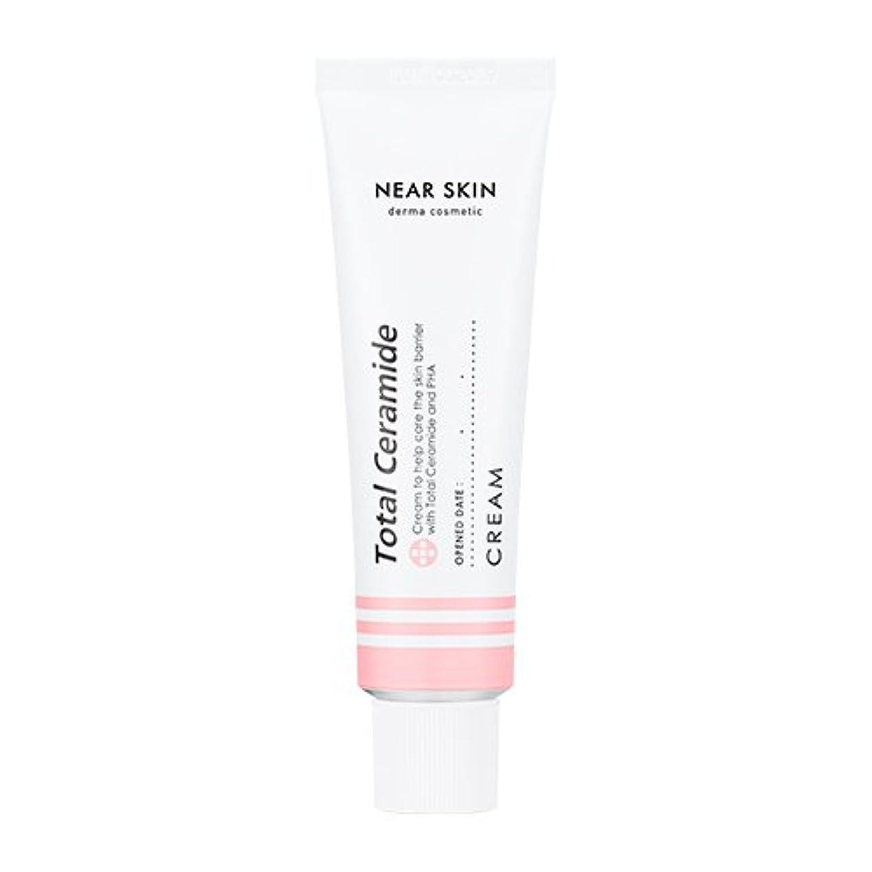 運命ニックネーム体細胞ミシャ ニアスキントータルセラミドクリーム/MISSHA NEAR SKIN Total Ceramide Cream 50ml [並行輸入品]