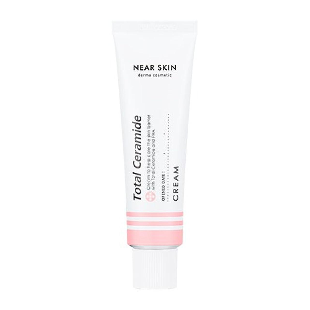 教育バトル聖人ミシャ ニアスキントータルセラミドクリーム/MISSHA NEAR SKIN Total Ceramide Cream 50ml [並行輸入品]