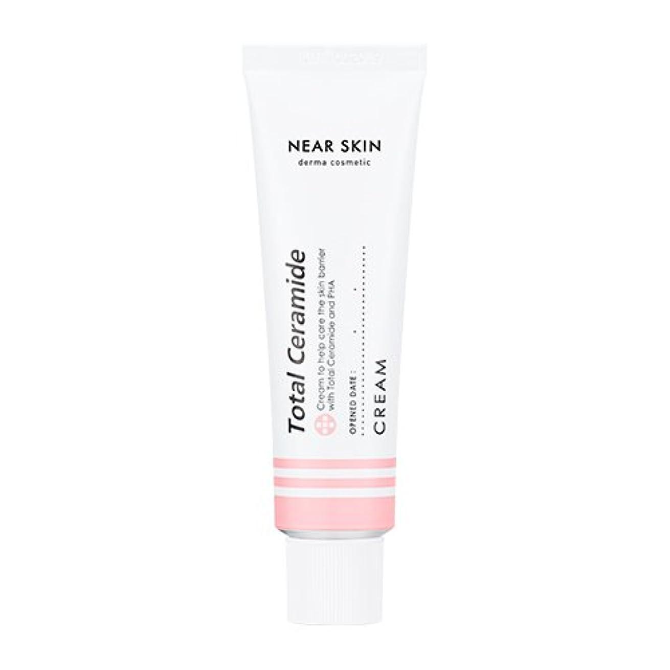 ディレイストライド主流ミシャ ニアスキントータルセラミドクリーム/MISSHA NEAR SKIN Total Ceramide Cream 50ml [並行輸入品]