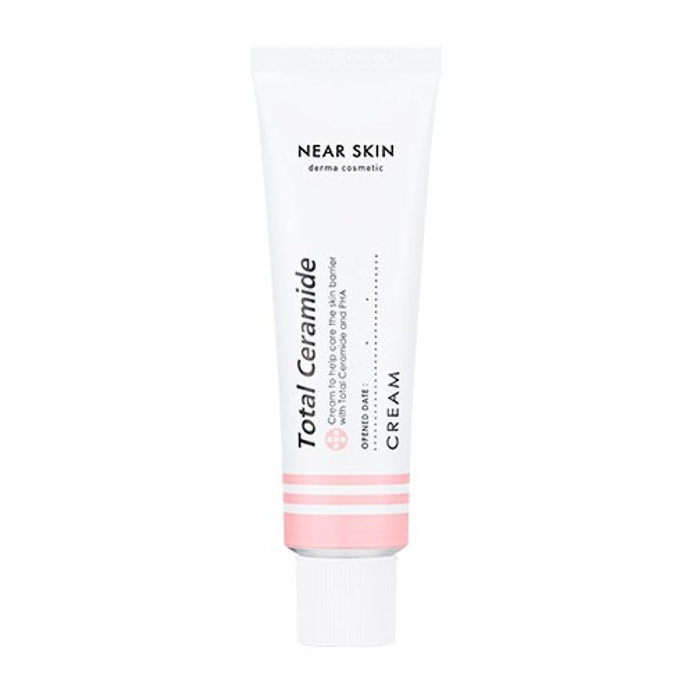 マナー審判芝生ミシャ ニアスキントータルセラミドクリーム/MISSHA NEAR SKIN Total Ceramide Cream 50ml [並行輸入品]