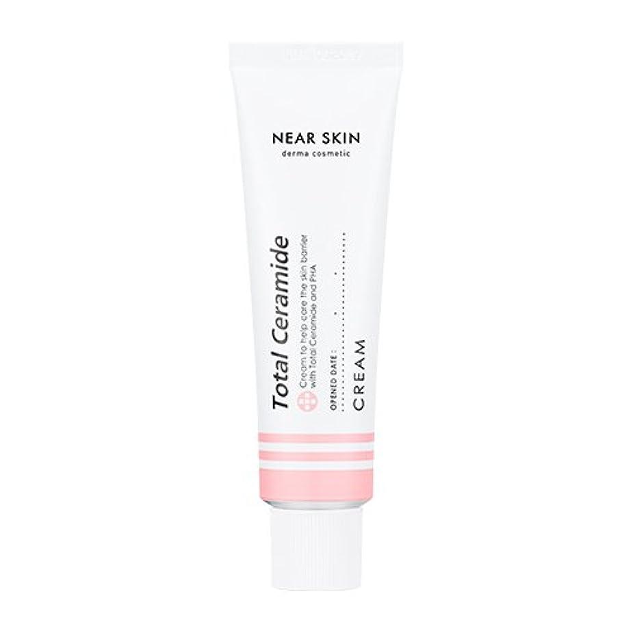 即席怒り体ミシャ ニアスキントータルセラミドクリーム/MISSHA NEAR SKIN Total Ceramide Cream 50ml [並行輸入品]