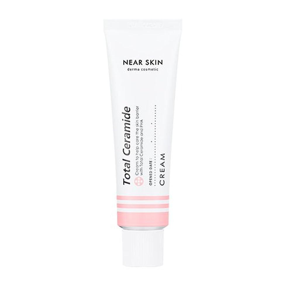 ミシャ ニアスキントータルセラミドクリーム/MISSHA NEAR SKIN Total Ceramide Cream 50ml [並行輸入品]