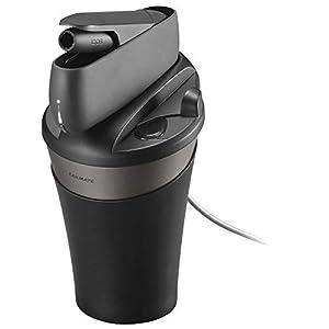 【Webルート限定品】カーメイト 車用 灰皿 IQOS3 アイコス3 専用スタンド アイコスホルダー 充電 吸殻 ブラック DZ513 の簡易パッケージ版 DZ513Z