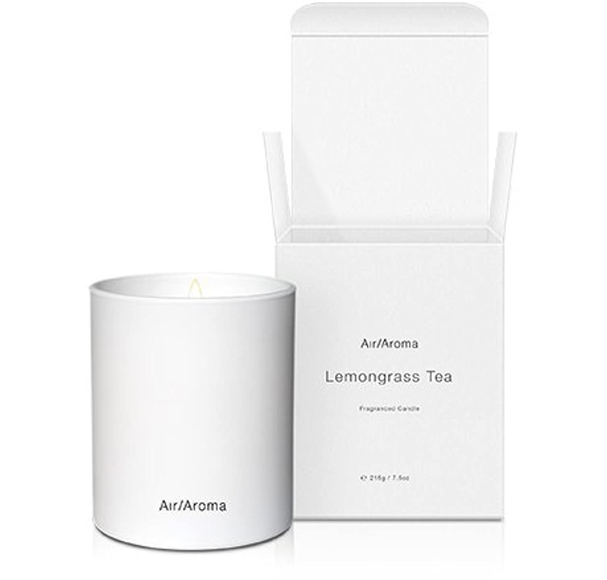 魅力的であることへのアピール嫌い雲Lemongrass Tea aroma candle (レモングラスティーアロマキャンドル)