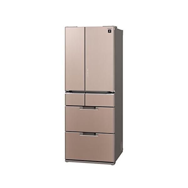 シャープ 冷蔵庫 フレンチドア 耐震ロック機能...の紹介画像2