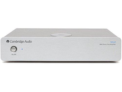Cambridge Audio ケンブリッジオーディオ  フォノイコライザー AZUR551P-SLV シルバー