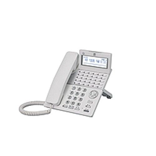 saxa/サクサ PLATIAII(プラティア2) 30ボタン電話機 TD820(W)※ホワイト