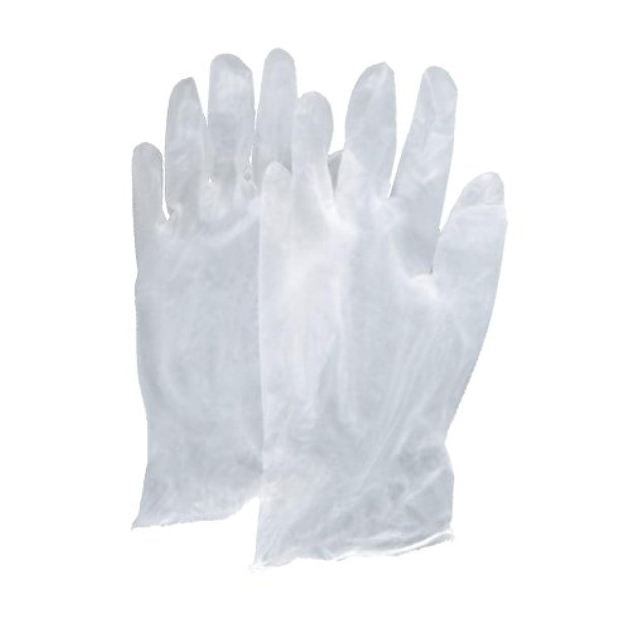 作ります直感やがてクイン ビニール手袋 L 【100枚入×20個】