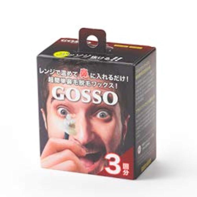 率直な物理的に食い違いGOSSO-ゴッソ- 3回分