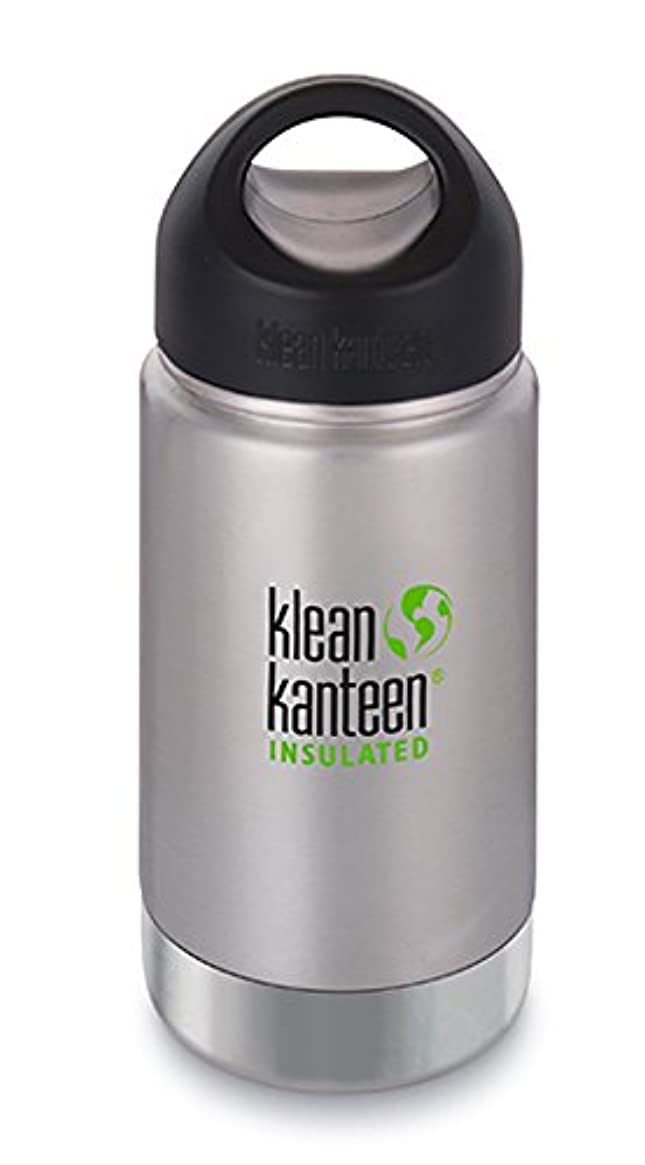 鈍い経験者どのくらいの頻度でクリーンカンティーン(Klean Kanteen) ワイドインスレートボトル ループキャップ 12oz 355ml ステンレス 19322059015012