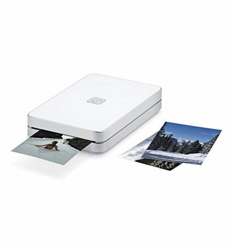 LifePrint写真 ビデオ用 AR プリンタ LP001-1 Hyperphoto Facebook Instagram Snapchat Twitter ZINKフォトペーパー