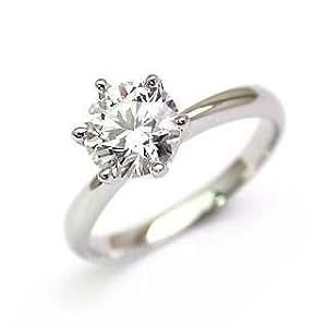 【SUEHIRO】 婚約指輪 ダイヤモンド プラチナ エンゲージリング 指輪 リング 一粒 大粒 シンプル ( Brand Jewelry アニーベル ) #5