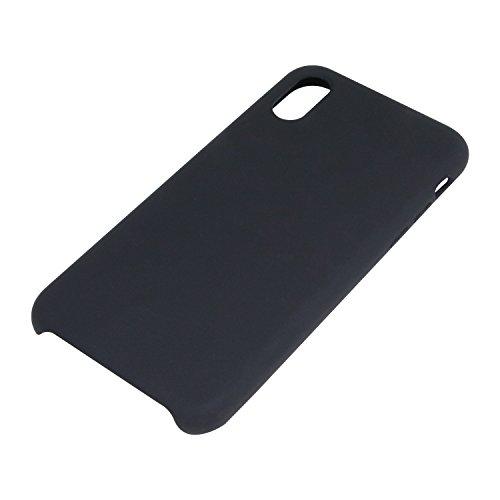 藤本電業 スマホケース ブラック iPhoneX専用