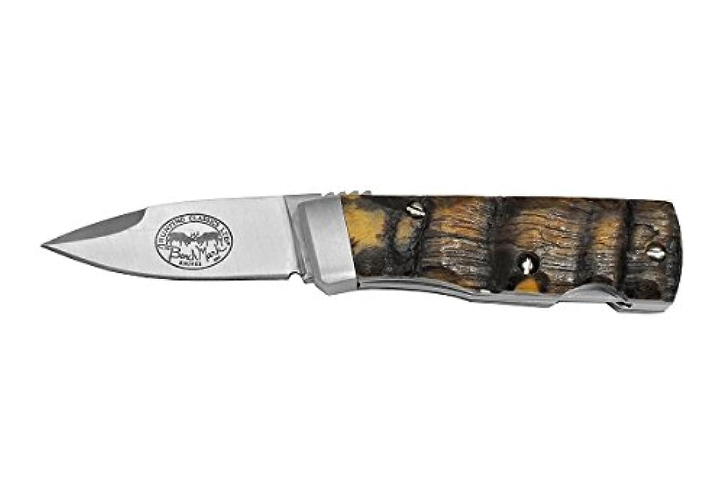 原始的な藤色分泌するベンチマーク BENCHMARK 9165708 サイドワインダー 全長12.5cm ハンドル7cm