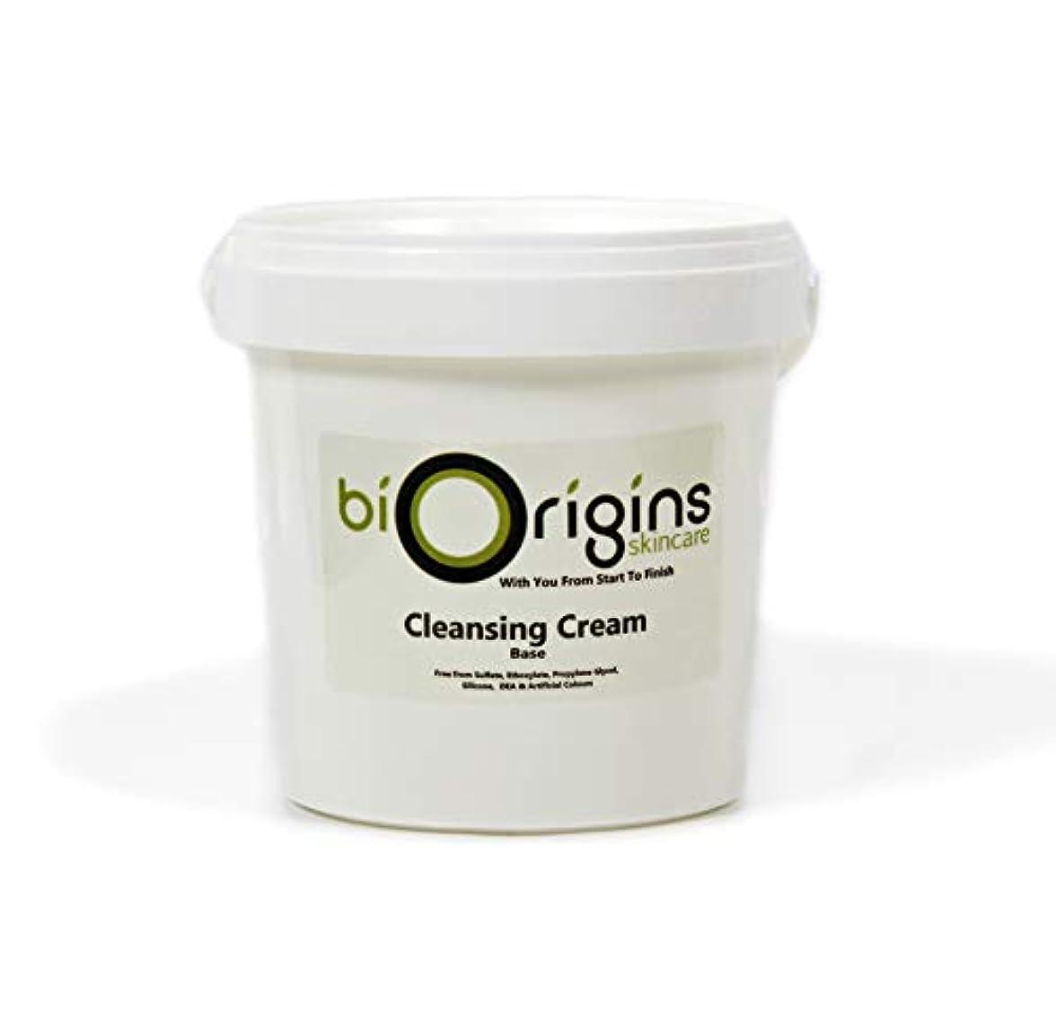 吹きさらし何でも配管Clarifying Cleansing Cream - Botanical Skincare Base - 1Kg