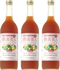 シーボン 酵素美人-赤(5倍濃縮・ピンクグレープフルーツ味)...