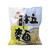 ムソー 拉麺(ラーメン) しお 99g