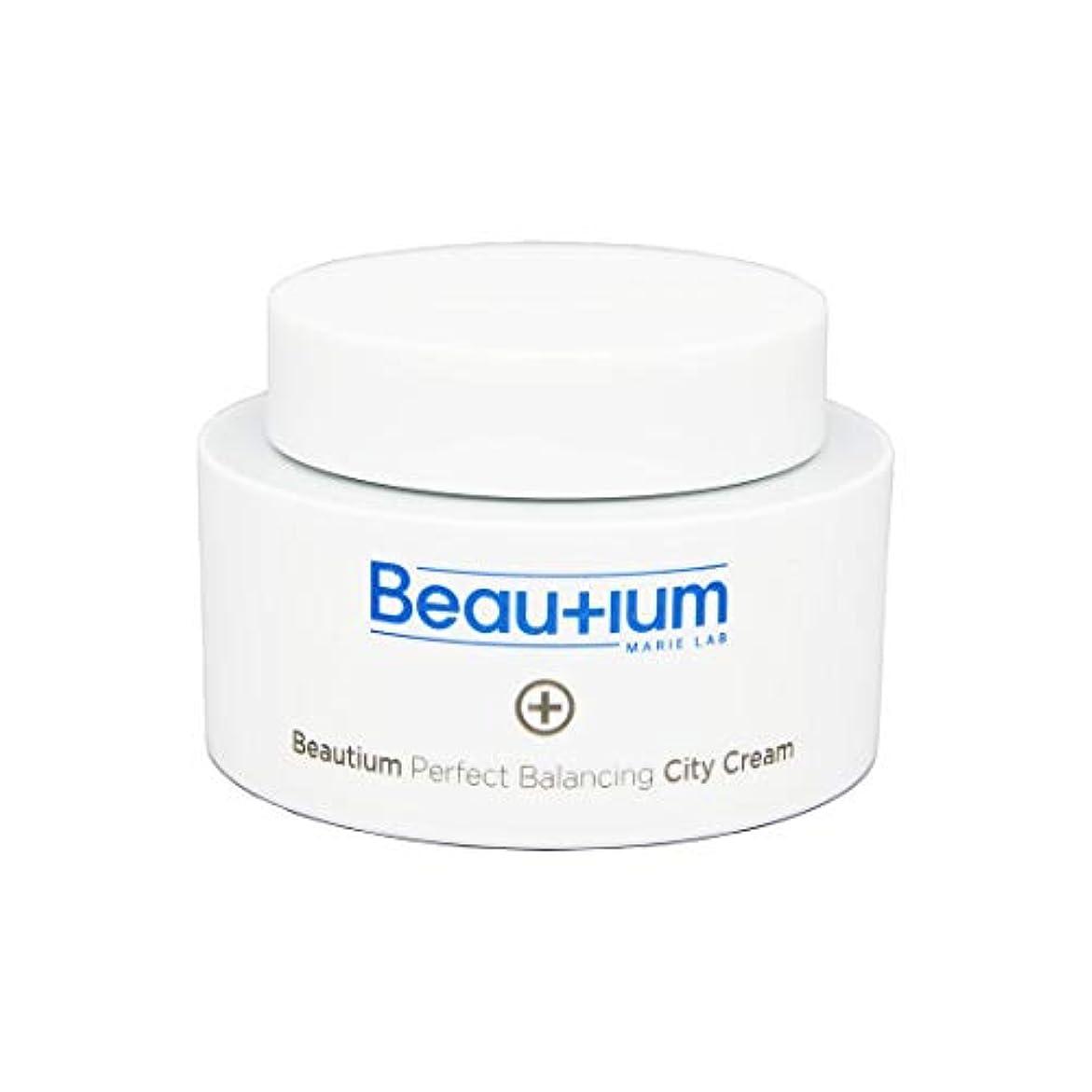 狂った学士引き算[Beautium] 完璧な平衡都会クリーム50g白化 & 防しわ用デュアル機能化粧品 ??? ??? ?? ??