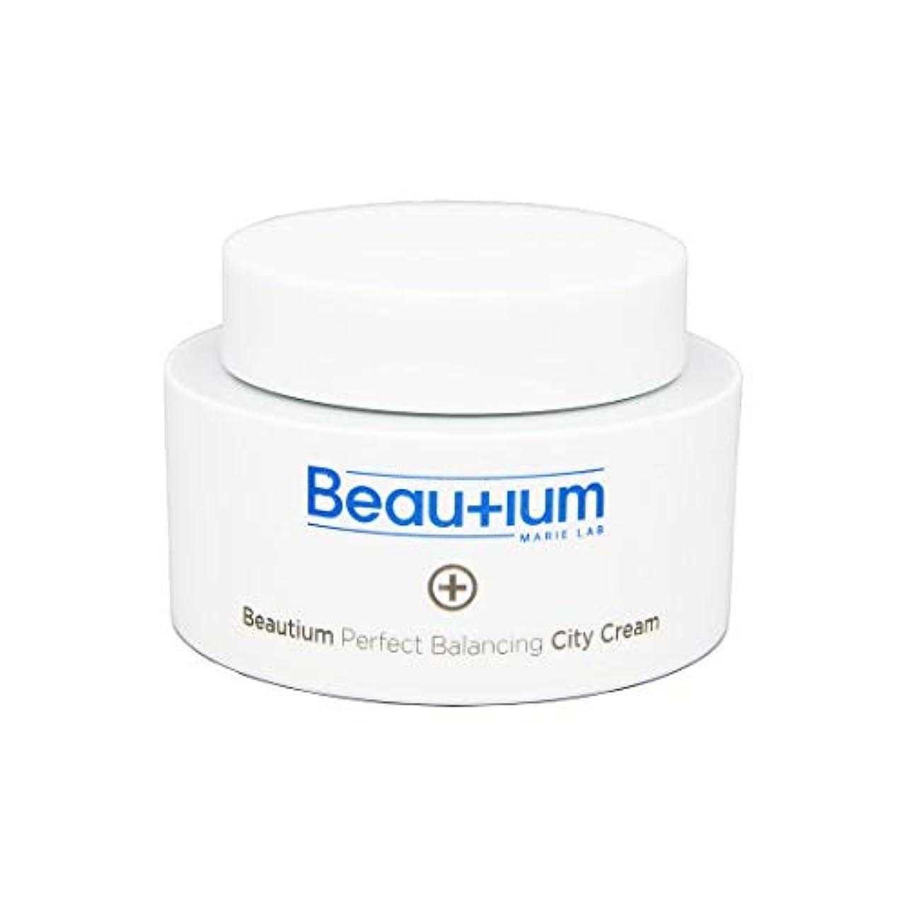 なぞらえる湿度発明[Beautium] 完璧な平衡都会クリーム50g白化 & 防しわ用デュアル機能化粧品 ??? ??? ?? ??