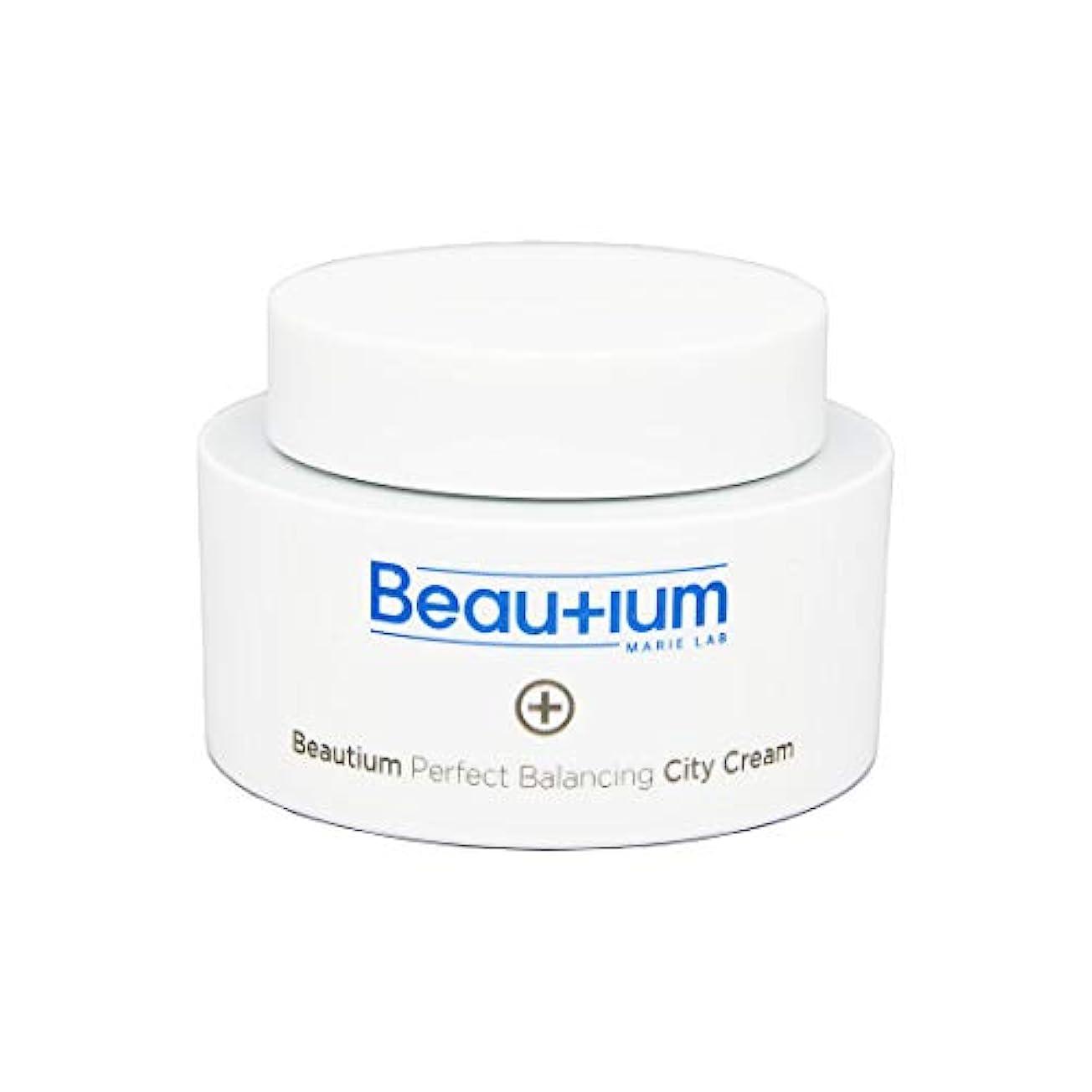 化粧はさみ回路[Beautium] 完璧な平衡都会クリーム50g白化 & 防しわ用デュアル機能化粧品 ??? ??? ?? ??