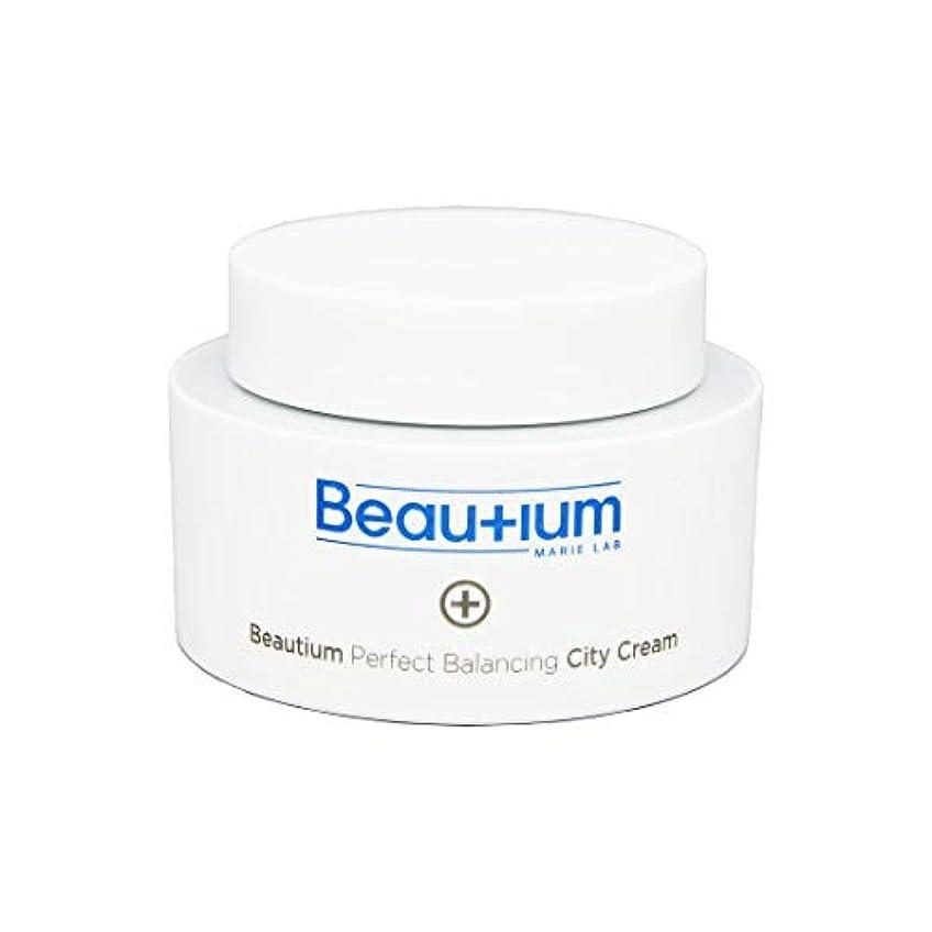 直立バケツ取り消す[Beautium] 完璧な平衡都会クリーム50g白化 & 防しわ用デュアル機能化粧品 ??? ??? ?? ??