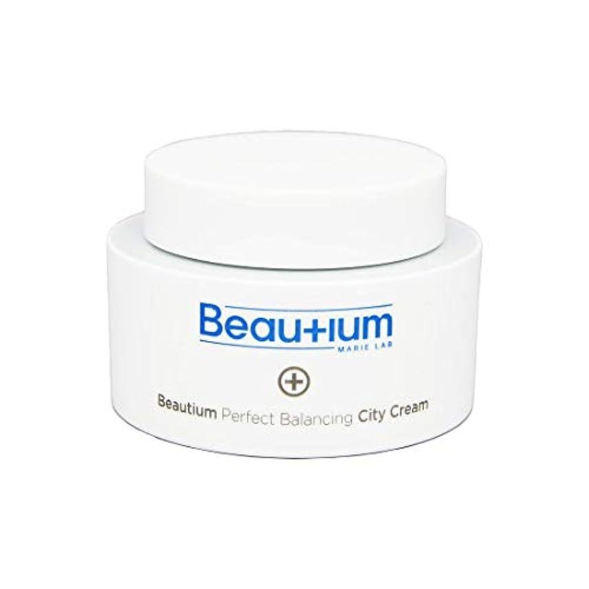雨のメタリック人物[Beautium] 完璧な平衡都会クリーム50g白化 & 防しわ用デュアル機能化粧品 ??? ??? ?? ??
