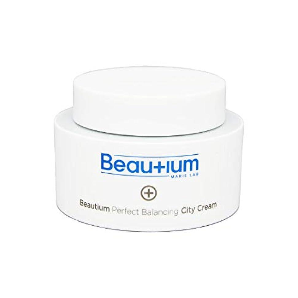 単語故障何もない[Beautium] 完璧な平衡都会クリーム50g白化 & 防しわ用デュアル機能化粧品 ??? ??? ?? ??