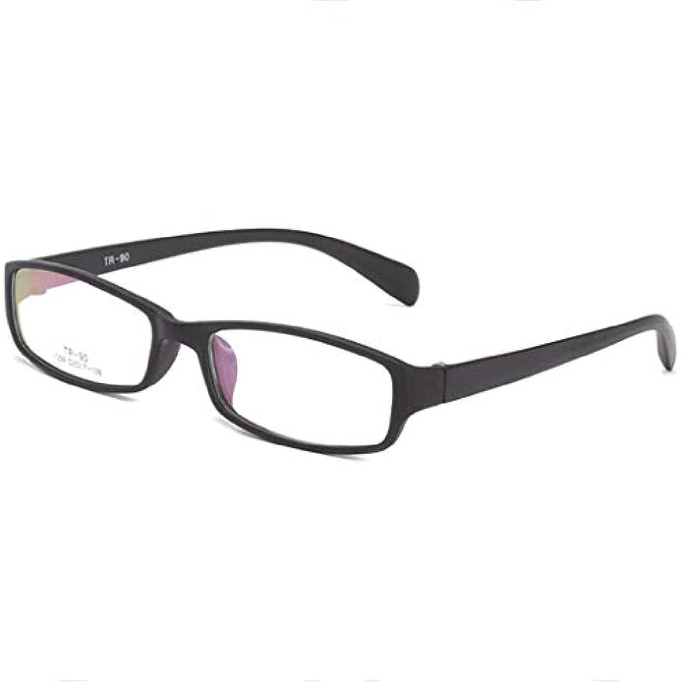 ストラップモーション潤滑する女性のファッション超軽量エレガントでシンプルで快適な古い光の抗疲労樹脂のHD老人男性メガネメガネ男性 花が咲く (Color : B, Edition : +3.00)