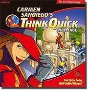 Carmen Sandiego Think Quick Challenge [並行輸入品]