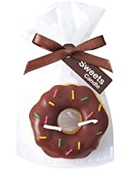 sweets candle(スイーツキャンドル) スイーツキャンドル プチスイーツキャンドル ドーナツ BA636-05-83(A6360583)