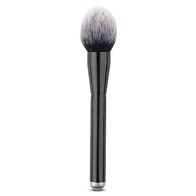 ペイント結婚負担Makeup brushes 単一のブラシ巧みな構造のブラシ柔らかいブラシPerdurableおよび携帯用構造専門の構造のブラシ suits (Color : Black)