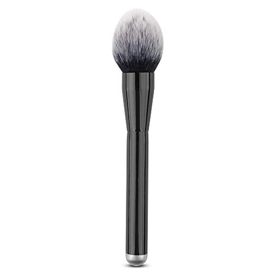 前イディオムアクセサリーMakeup brushes 単一のブラシ巧みな構造のブラシ柔らかいブラシPerdurableおよび携帯用構造専門の構造のブラシ suits (Color : Black)