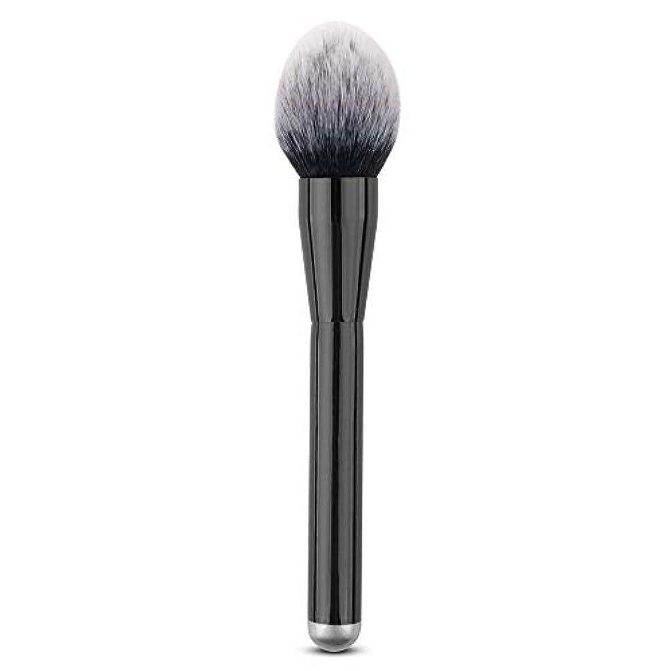 クラック栄養ボウリングMakeup brushes 単一のブラシ巧みな構造のブラシ柔らかいブラシPerdurableおよび携帯用構造専門の構造のブラシ suits (Color : Black)