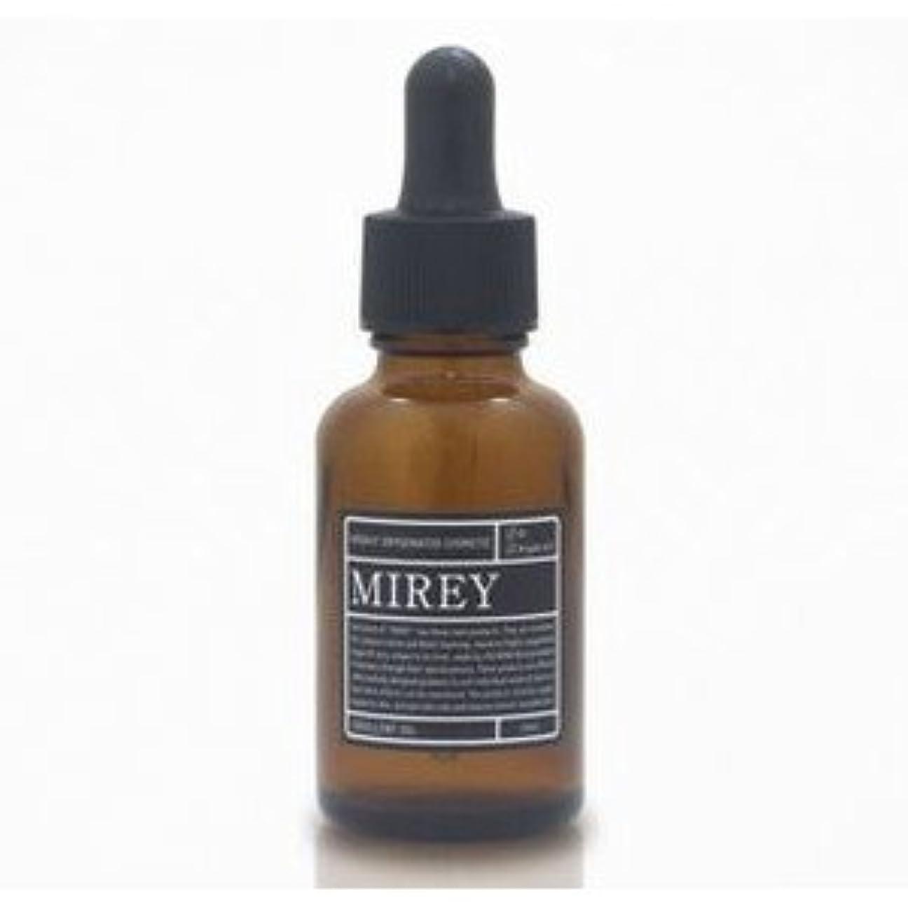 特許自慢保全MIREY ミレイ エクセレントオイル 20ml